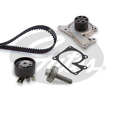 GATES KP15238XS Water Pump /& Timing Belt Kit