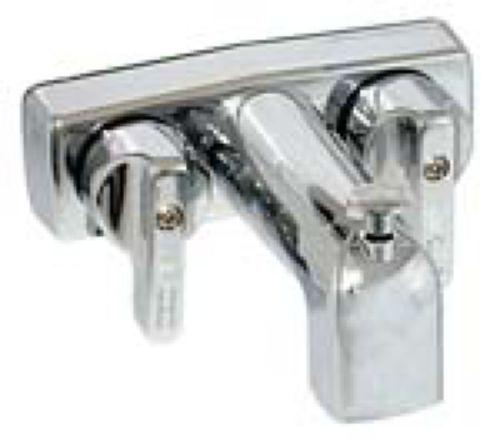 """Mobile Home Phoenix  3-3//8/"""" Chrome Tub /& Shower Faucet"""
