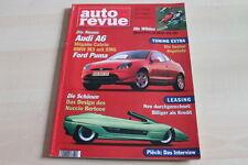 125012) BMW M3 E36 Coupe SMG im TEST - Auto Revue 04/1997