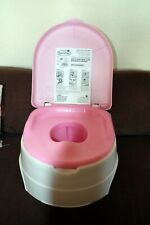 0a16a24c0b9 item 6 Summer Infant All-in-One Potty Seat and Step Stool (Pink) -Summer  Infant All-in-One Potty Seat and Step Stool (Pink)