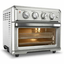 Cuisinart TOA-60 Air Fryer Toaster Oven w/ 1 Year Extended Warranty