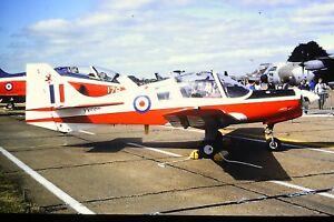 4-449-Scottish-Aviation-Bulldog-T-1-C-N-BH120-256-RAF-XX560-Kodachrome-SLIDE