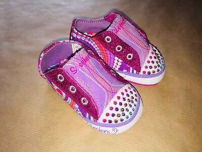 Skechers Twinkle Toes Infant Size 0