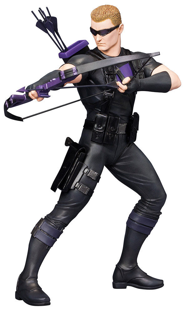 Avengers Now Hawkeye MARVEL Artfx+ 1 10 PVC Statue KOTOBUKIYA