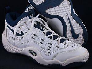 wholesale dealer d9b00 76106 La foto se está cargando Nds-1997-Nike-Air-Parrilla-Talle-14-White-