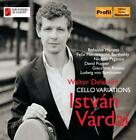 Cello Variations von Walter Delahunt/István Várdai (2013)