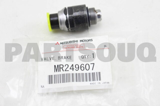 Mitsubishi MR249607 Brake Fluid Proportioning Valve