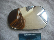 RENAULT CLIO MK2 1999-2005   ELECTRIC HEATED DOOR MIRROR GLASS  N/S LEFT