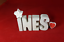Beton Steinguss Buchstabe 3D Deko Namen Schriftzug INES Geschenk verpackt