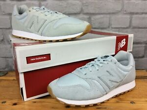 Details about NEW BALANCE 373 LADIES UK 6 EU 39 PASTEL BLUE TRAINERS SUEDE RUNNING J