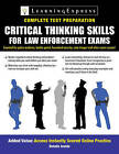Reasoning Skills for Law Enforcement Exams by Learning Express Llc (Paperback, 2010)