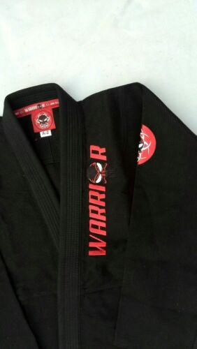 Warrior Jiujitsu Gi Kiminos,Unique style,Contrast Stitch,Perfect Fit,Karate,Judo