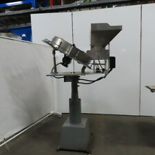 Conveyor Hopper Carousel Plastic Bottle Cone Cap Small Parts Feeder Automation