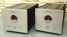 "TUBI-amplificatore ""Vincent sp-t100"" 2 monoblöcke ibrido, Ovp! Power Amplifier"