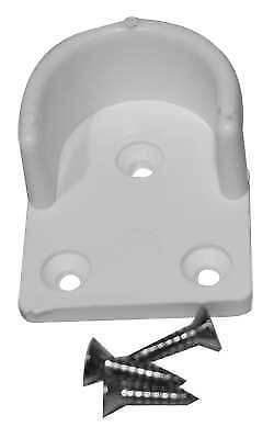 """1¼/"""" MOTORHOME BUNK BRACKET 32mm with Stainless Steel Screws W4 CARAVAN"""