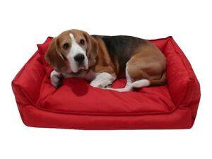 Pola Dog Canapé-lit pour chien Sleeping Dog Cushion Basket Cat Bed Tailles: S-xl