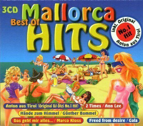 Best of Mallorca Hits (Disky, 2000) | 3 CD | Jörg Lück, Ibo, Mickie Krause, P...