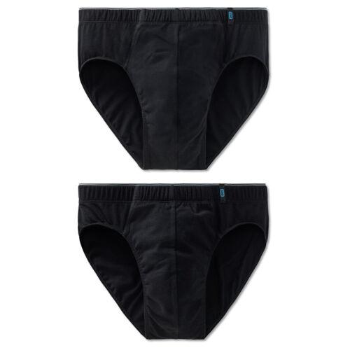 Vorteilspack Supermini Mini SCHIESSER Herren Slip Cotton Stretch 95//5 Basic
