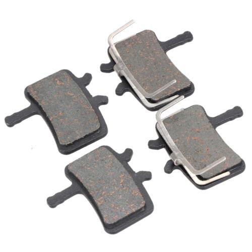 2 Pairs MTB bicycle disc brake pads for Avid BB7 Hydraulic /& Avid juicy3//57 #W