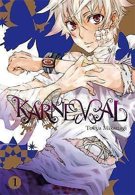 1 of 1 - Karneval, Vol. 1, Mikanagi, Touya, Acceptable, Paperback