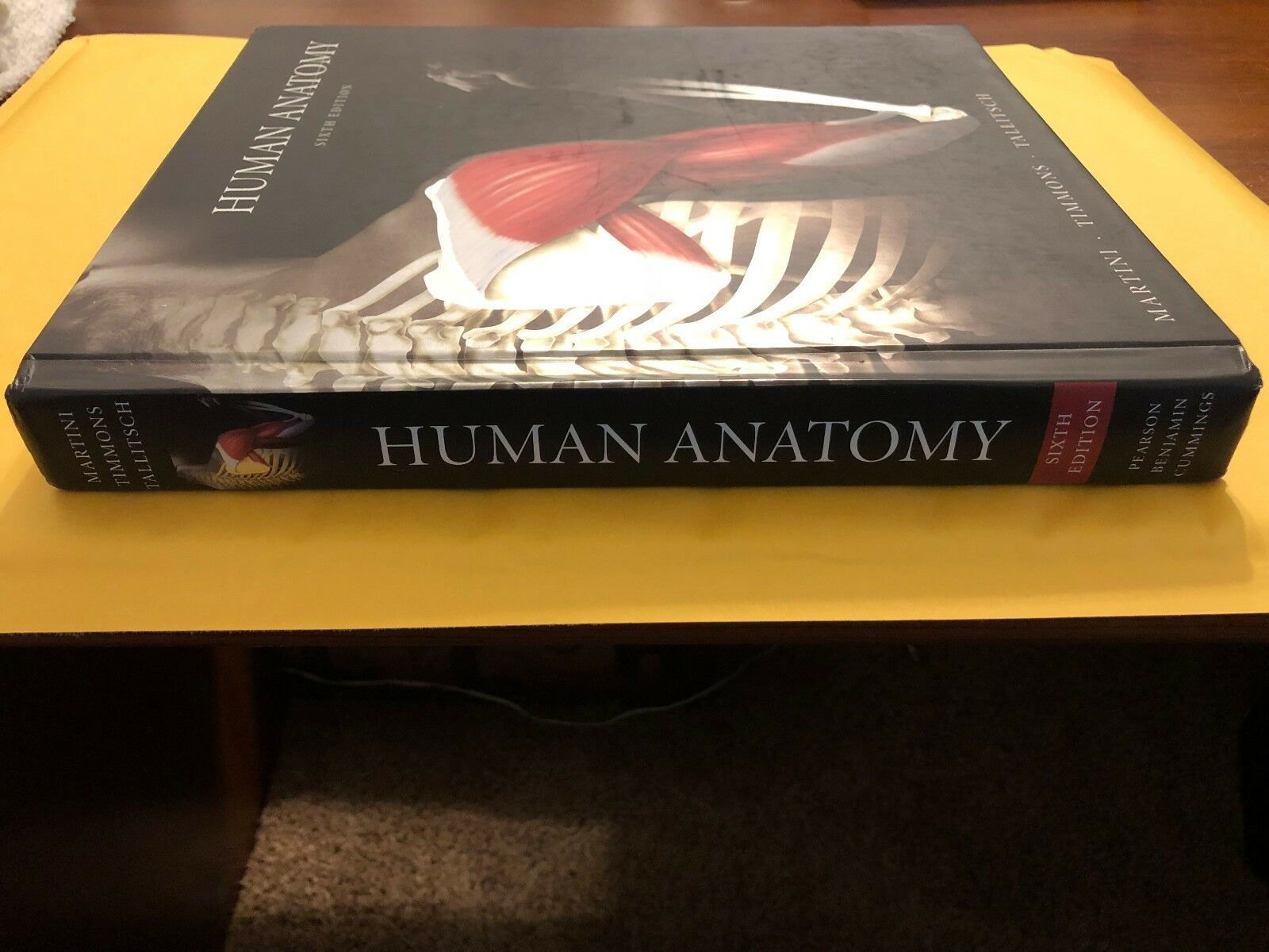 Human Anatomy by Michael J. Timmons, Robert B. Tallitsch and ...