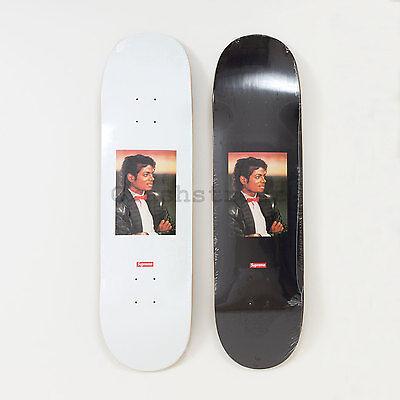Supreme SS17 Michael Jackson Skateboard Deck (Set of 2)