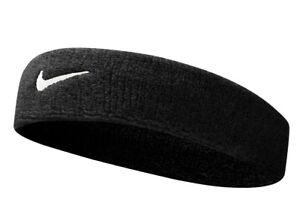 NIKE Swoosh Hairband AC2285-010 Hair Head Band Running Basketball ... 9978840767c8