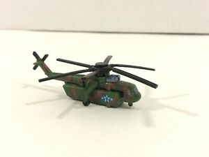 Micro-Machines-Military-CH-54-Skycrane-Helicopter-Green-Aircraft-Galoob