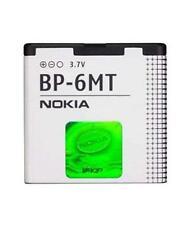 2x Nokia BP-6MT Battery For 6350 6750 E51 N81 N82 Cellphone 1050mAh Original