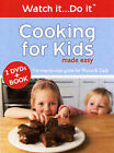 Cooking for Kids by Williams Media Publishing Limited (Mixed media product, 2007)