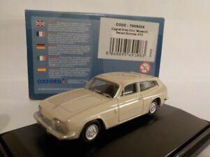 Model-Car-Reliant-Scimitar-Cygnet-Grey-1-76-New-76rs004