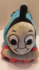 """Thomas The Train Beanie Pillow Plush 14"""""""