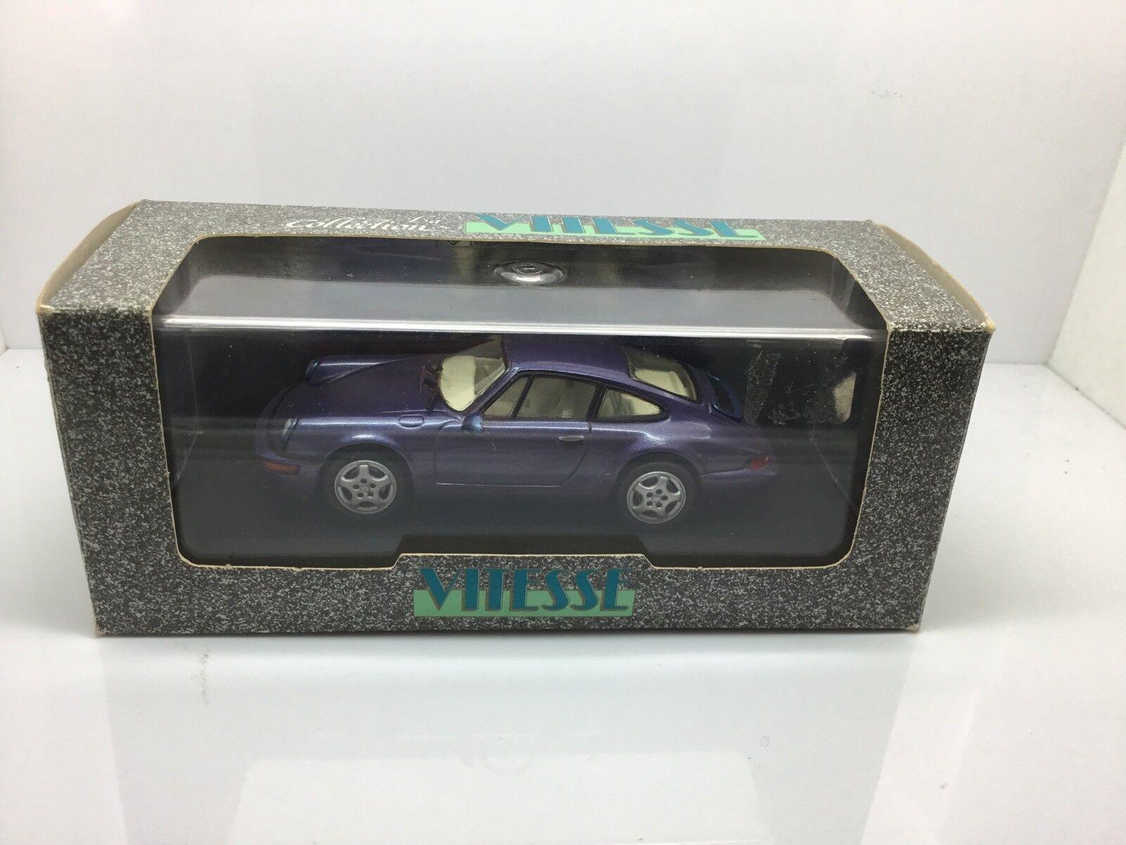 Vitesse Models 1 43 Scale  730 PORSCHE CARRERA ROAD CAR