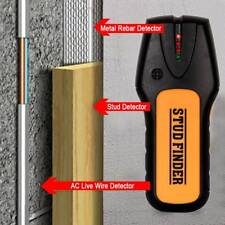 3 in 1 LCD Stud Wood Wall Center Finder Scanner Metal AC Live Wire Detector