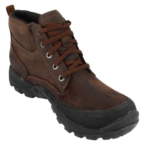 Dark Brown Merrell Up Earth Arlberg Boots Ankle Lace Waterproof qIqSEwP