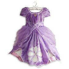 Authentic Disney Sofia the First Costume Girls' 5/6 NWT!!! Great for Halloween!