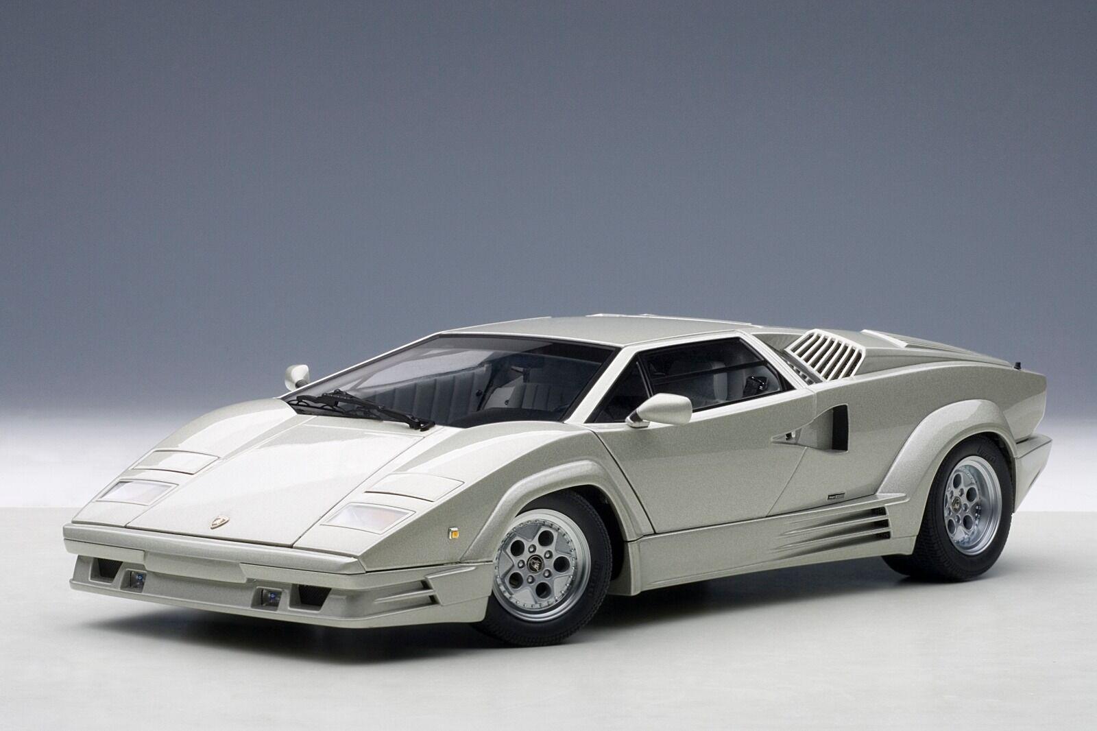 Lamborghini Countach 25th Anniversary Edition Last Produced AUTOart 74536 1/18