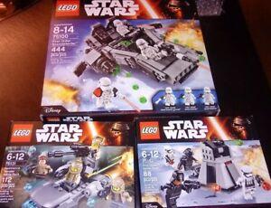 LEGO-Battle-Lot-Star-Wars-The-Force-Awakens-First-Order-Snowspeeder-75100