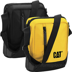 Image Is Loading Caterpillar Project Tablet Bag Cross Over Body Mini