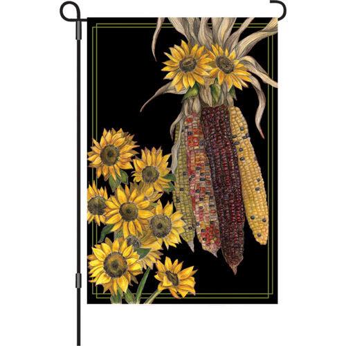 """Autumn Corn Brilliance 13/"""" x 18/"""" Approx Garden Size Flag PR 51498"""