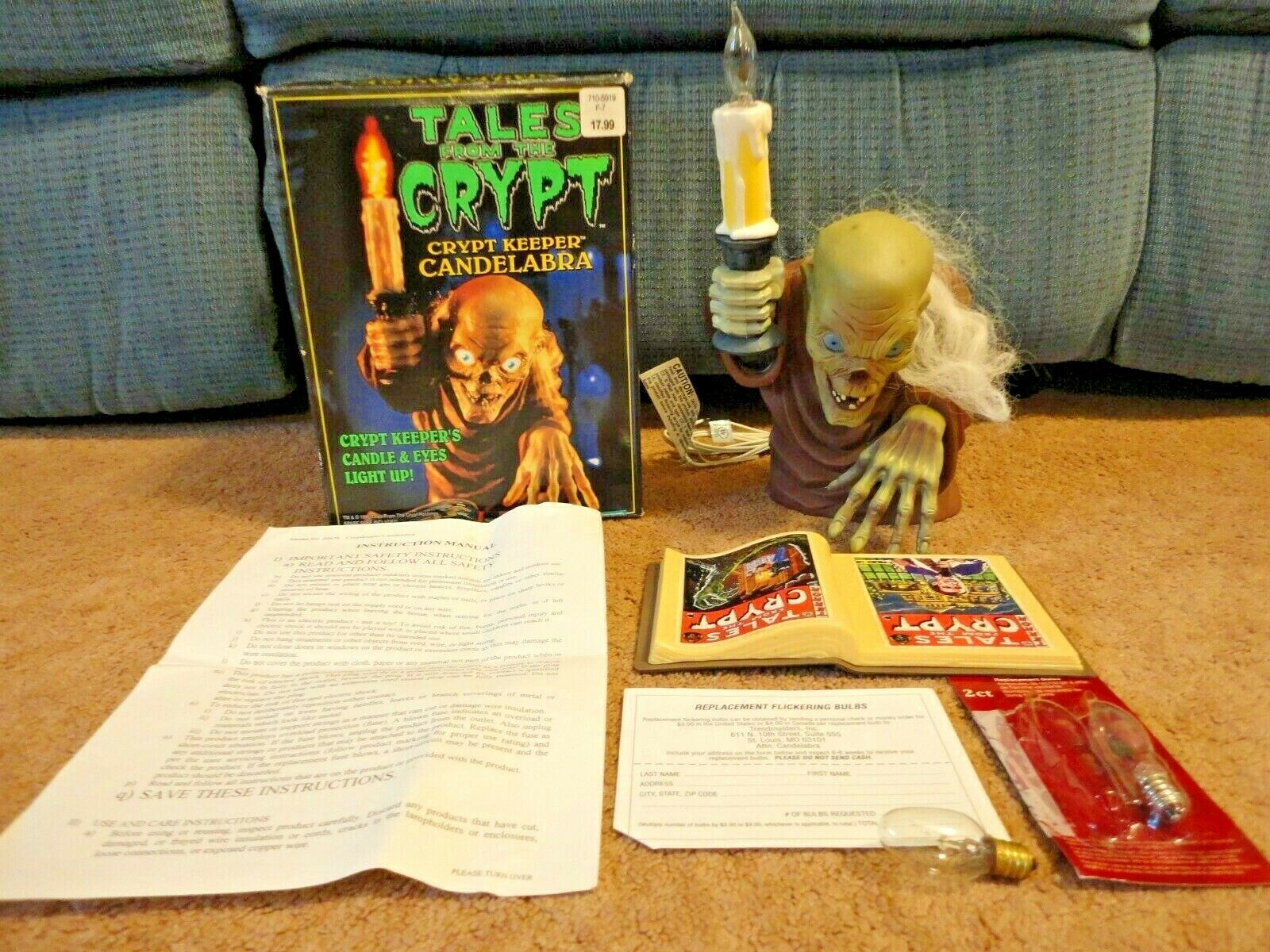 Tales From The Crypt Keeper Doctor Adult Halloween Costume For