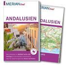 MERIAN live! Reiseführer Andalusien von Harald Klöcker (2015, Taschenbuch)