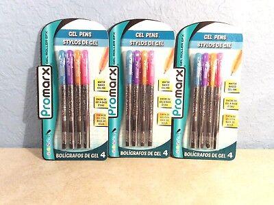 Promarx Gel Pens