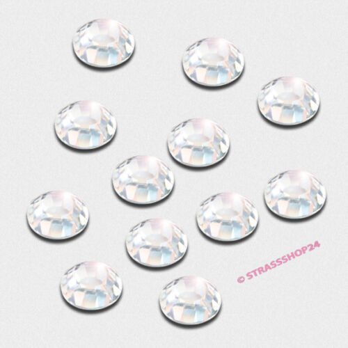 100 strass rhinestones hotfix Crystal ss8 2,4mm