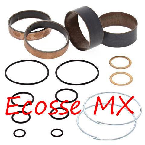 KTM SX125 SX150 SX250 2012-2014 All Balls Fourche Bush Kit Bague Kit 38-6082