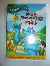 Dragon Tales: Our Amazing Pets DVD PBS Kids cartoon TV show Cassie Ord 2009 NEW!