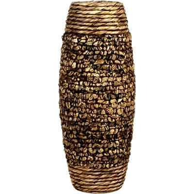 Tall Hyacinth Floor Vase 23 Big Brown Woven Decorative Large