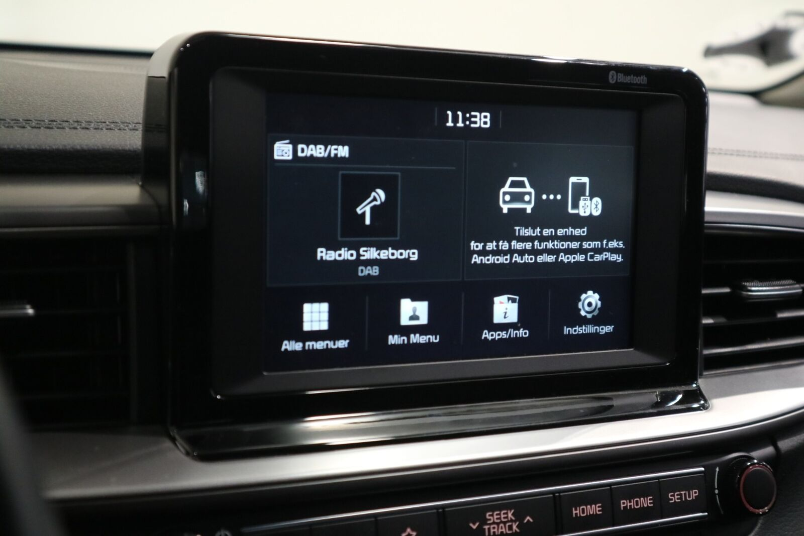Kia Ceed 1,4 T-GDi Comfort SW DCT - billede 5