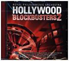 Hollywood Blockbusters 2 von Nic Raine,Royal Philharmonic Orchestra (2015)