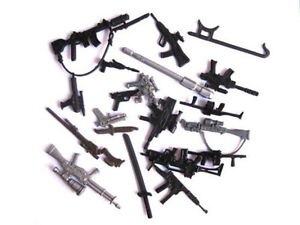 New-36pcs-Accessories-Guns-Weapons-For-GI-JOE-Cobra-G-I-JOE-Action-Figure-TOYS